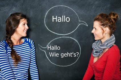 Almanca Tanışma Diyalogları ve Okunuşları : Günlük Konuşma